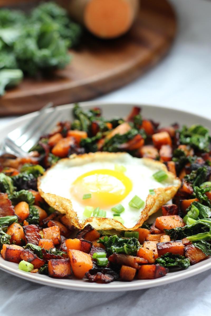 Breakfast Stir-Fry