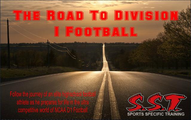 Road to D1 – Week 2
