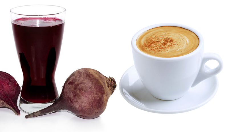 Better pre-workout… Coffee or Beetroot juice? – Part 1 (of 2)